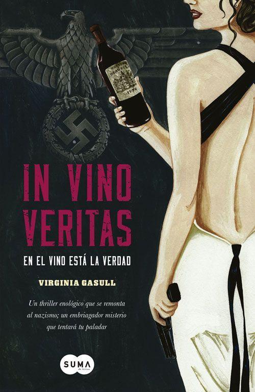 """Virginia Gasull """"In vino veritas"""" Presentación del libro."""