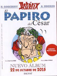 ASTERIX - EL PAPIRO DEL CESAR