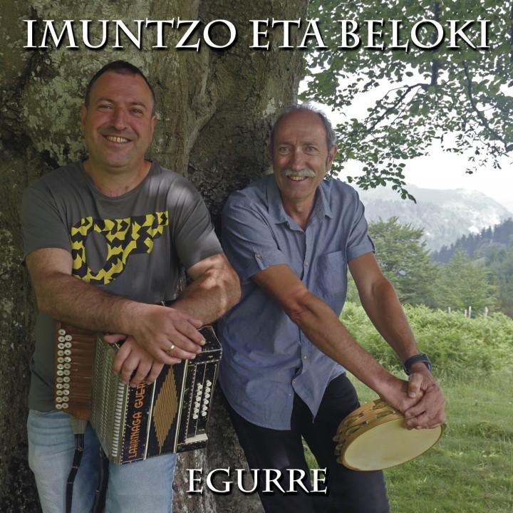 """Imuntzo eta Beloki """"Egurre"""" Prentsaurrekoa"""