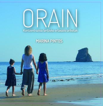 """Marina Pintos """"Orain. Konzentrazioa lantzeko erlaxazio ariketak"""" Tailer praktikoa."""