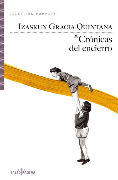 """Izaskun Gracia Quintana """"Crónicas del encierro"""" Presentación del libro."""