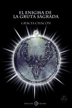 """Gracia Chacón """"El enigma de la Gruta Sagrada"""" Presentación del libro."""