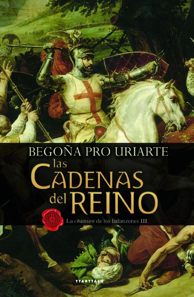 """Begoña Pro """"Las cadenas del reino"""" Presentación del libro + Tertulia."""