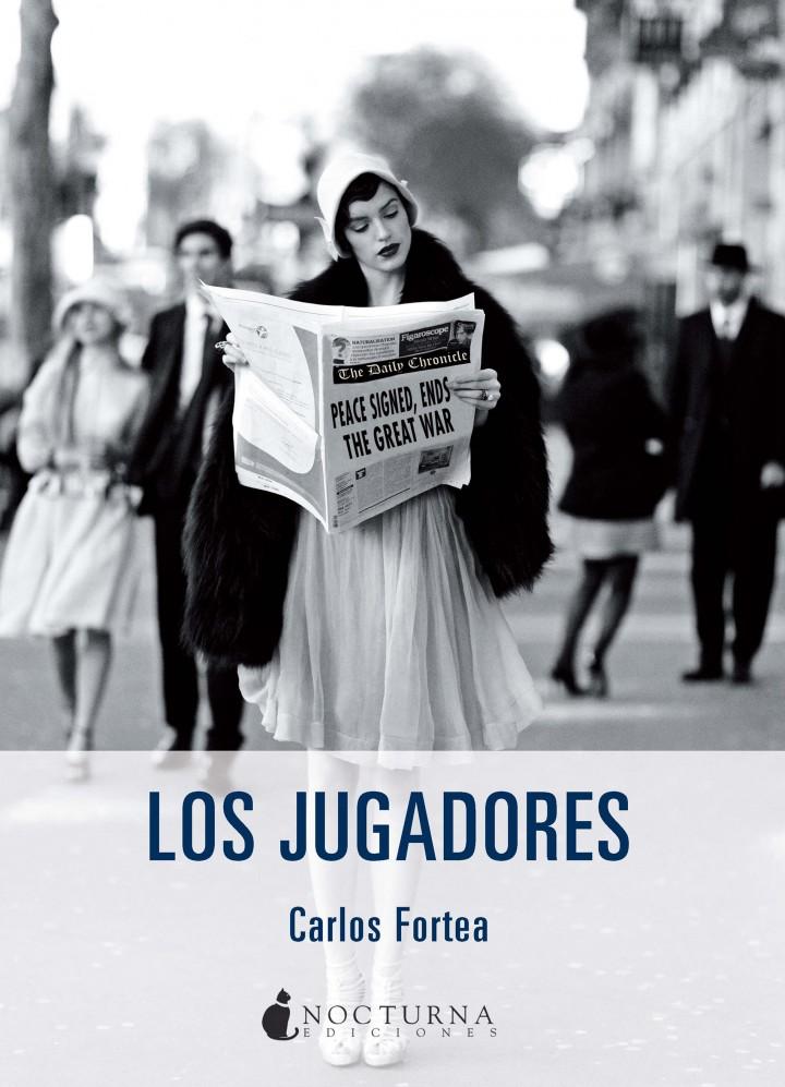"""Carlos Fortea """"Los jugadores"""" Presentación del libro y tertulia"""