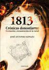 1813. Crónicas donostiarras