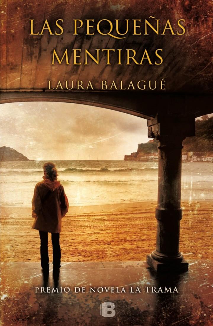 """Laura  Balagué  """"Las  pequeñas  mentiras""""  Presentación  del  libro."""