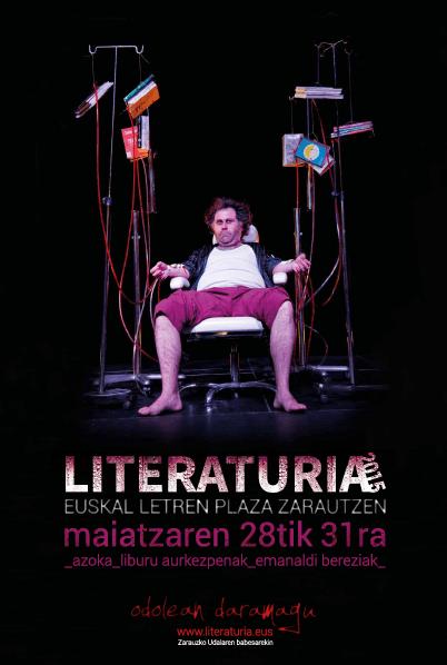 Literaturia 2015