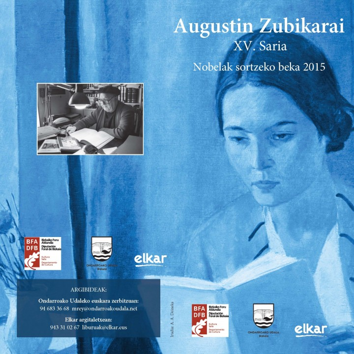 Augustin Zubikarai 2015
