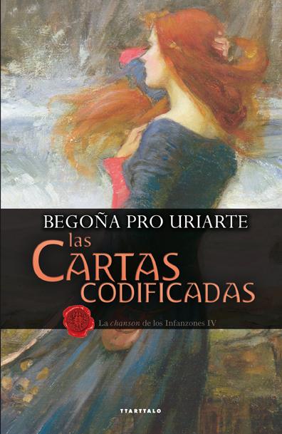 Begoña Pro 'Las cartas codificadas' Presentación del libro + Tertulia.