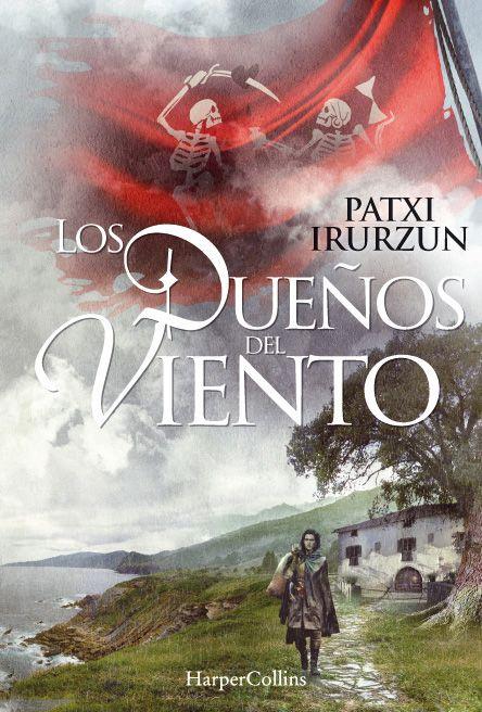 Patxi Irurzun 'Los dueños del viento' Presentación del libro.
