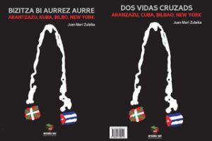 Juan Mari Zulaika 'Bizitza bi aurrez aurre' Liburu aurkezpena. @ elkar aretoa (Fermin Calebeton 21)