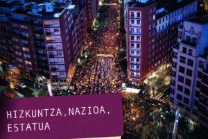 Joxe Azurmendiren ´Hizkuntza, Nazioa, Estatua´ Prentsaurrekoa @ Donostiako elkar aretoa