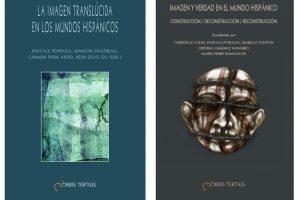 Haizea Barcenilla y Kepa Sojo 'Imagen y verdad en el mundo hispánico' / 'La imagen translúcida de los mundos hispánicos' Presentación de dos libros. @ elkar liburu-denda (Campus)