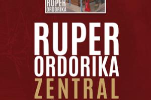Ruper Ordorika - Iruñeako Zentral-eko kontzertuaren prentsaurrekoa @ Iruñeako elkar aretoa
