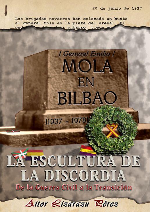 Aitor Lizarazu 'Mola en Bilbao: La escultura de la discordía. De la Guerra Civil a la Transición.' Presentación del libro.