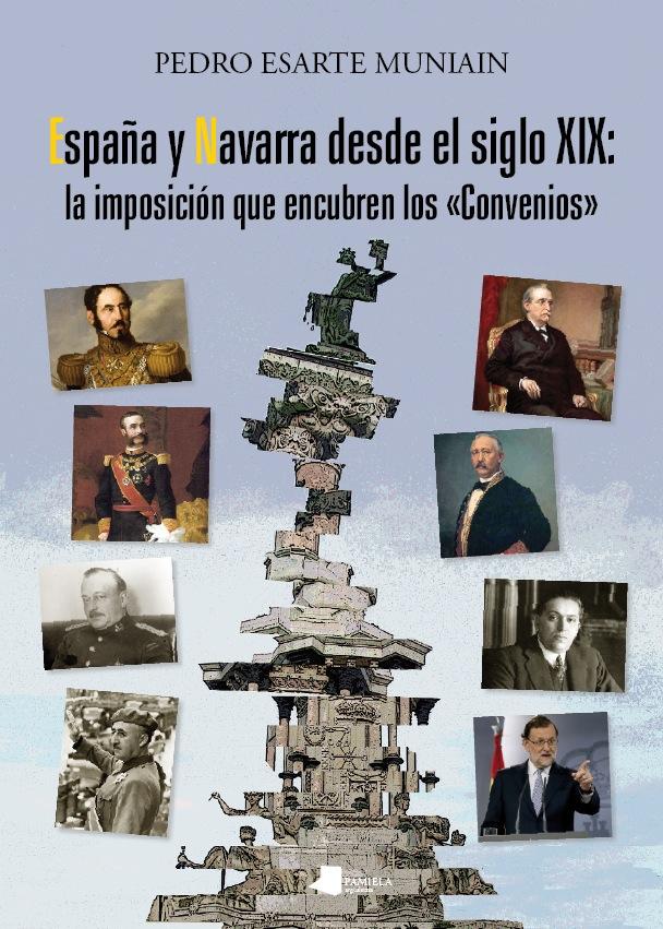 Pedro  Esarte  'España  y  Navarra  desde  el  siglo  XIX'  Rueda  de  prensa.