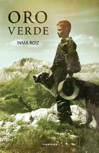 Inma  Roiz  'Oro  verde'  Presentación  del  libro  +  Tertulia.