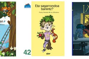 Haur literaturako 3 liburuen - Prentsaurrekoa @ Donostiako elkar aretoa
