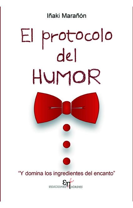Iñaki  Marañon  'El  protocolo  del  humor'  Presentación  del  libro