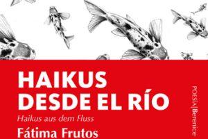 Fátima Frutos 'Haikus desde el río' Presentación del libro + tertulia. @ elkar aretoa Iruñea (Comedias 14)