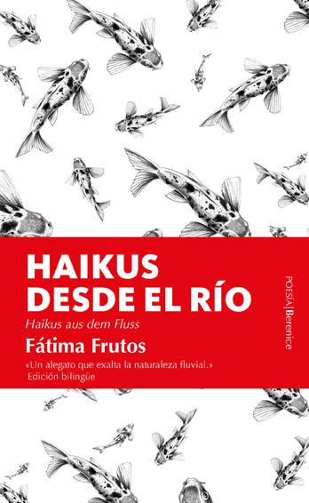Fátima Frutos 'Haikus desde el río' Presentación del libro + tertulia.