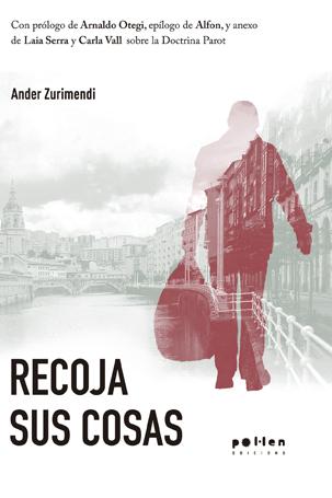 Ander Zurimendi 'Recoja sus cosas' Liburu aurkezpena + solasaldia.