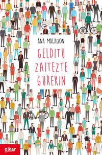 GELDITU ZAITEZTE GUREKIN