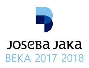 Joseba Jaka beka 2017-2018