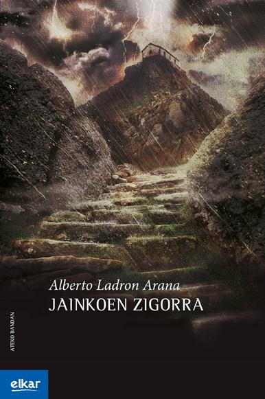 Alberto Ladron Arana 'Jainkoen zigorra' Prentsaurrekoa.