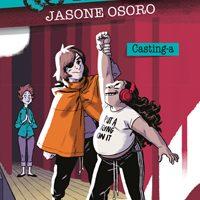 Jasone Osoro 'Eskularru beltzak 2. Casting-a' Prentsaurrekoa. @ elkar aretoa Donostia (Fermin Calbeton 21)