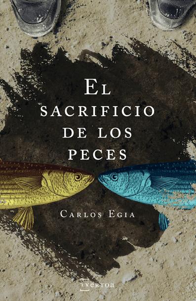 Carlos  Egia  'El  sacrificio  de  los  peces'  Rueda  de  prensa.