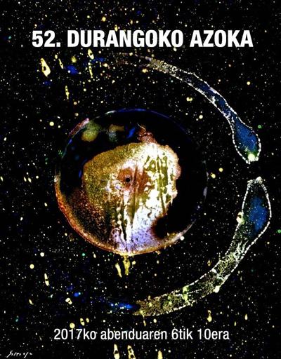 durangokoazoka52 - Jose Antonio Sistiaga