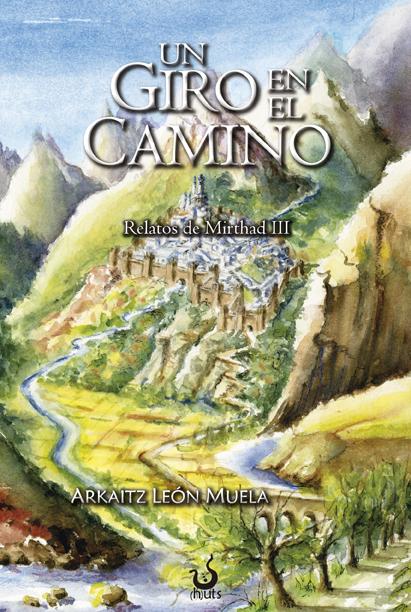 Arkaitz  León  'Un  giro  en  el  camino'  Presentación  del  libro  +  tertulia.