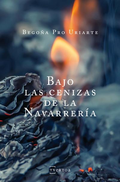 Begoña Pro 'Bajo las cenizas de la Navarrería' Tertulia + Presentación del libro.