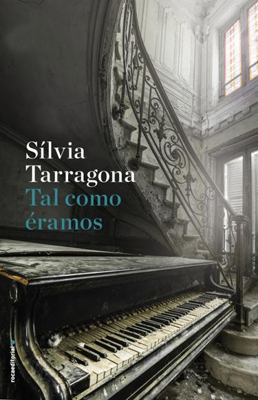Silvia  Tarragona  'Tal  como  éramos'  Presentación  libro  +  firma.