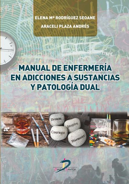 Elena  Mª  Rodriguez  'Manual  de  enfermería  en  adicciones  a  sustancias  y  patología  dual'  Presentación  del  libro.