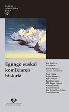 Jon  Kortazar  +  Iratxe  Retolaza  'Egungo  euskal  komikiaren  historia'  Liburu  aurkezpena.