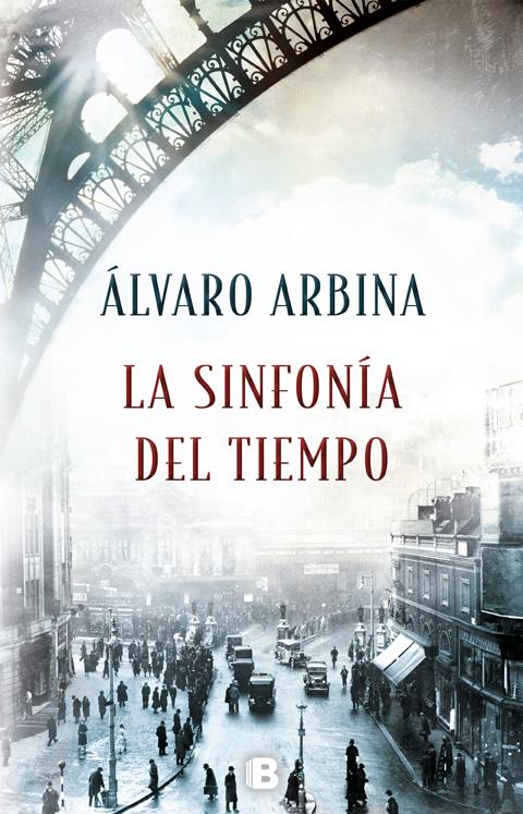 Alvaro  Arbina  'La  sinfonía  del  tiempo'  Firma  de  libros.