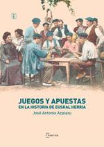 José  Antonio  Azpiazu  'Juegos  y  apuestas  en  la  historia  de  Euskal  Herria'  Liburu  aurkezpena.