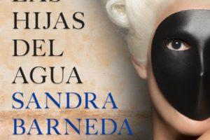 Sandra Barneda 'Las hijas del agua' Firma de libros. @ elkar liburu-denda (Iparragirre kalea, Bilbo)