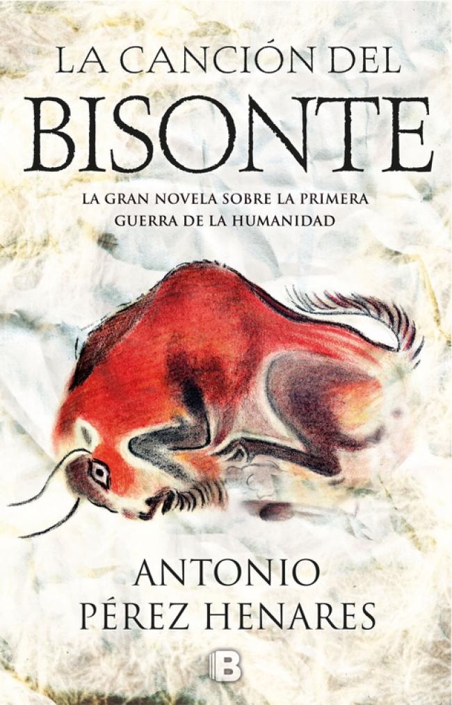Antonio Perez Henares 'La canción del bisonte' Presentación del libro.
