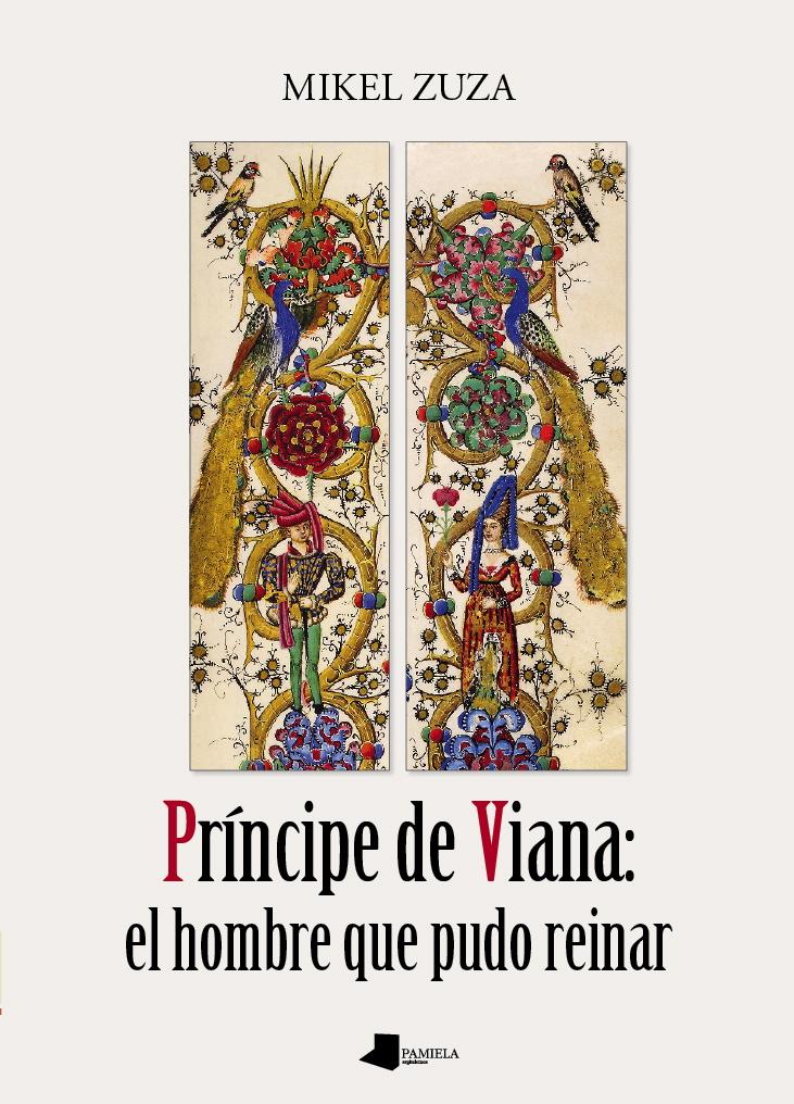 Mikel Zuza 'Príncipe de Viana. El hombre que pudo reinar' Rueda de prensa