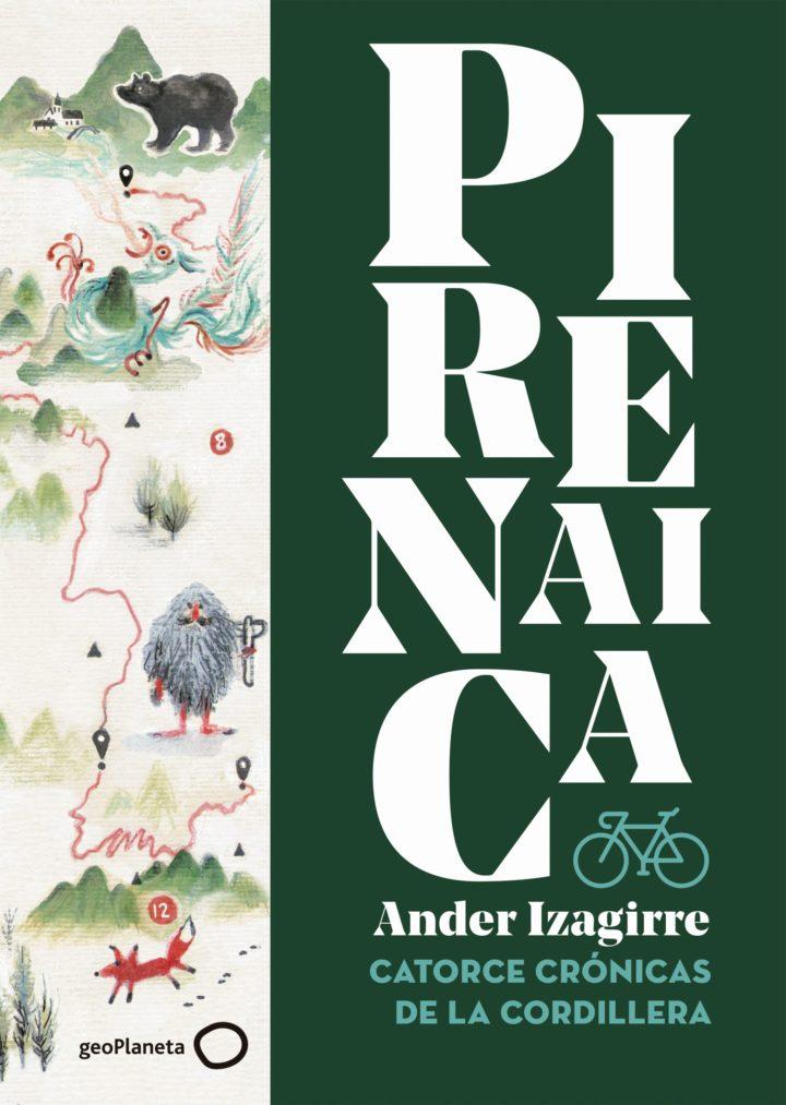 Ander  Izagirre  'Pirenaica.  Catorce  crónicas  de  la  cordillera'  Presentación  del  libro.