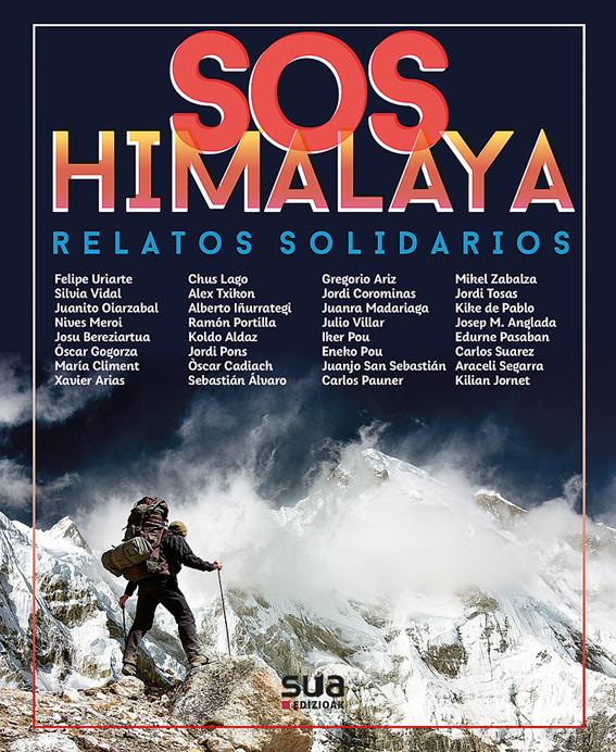 """Juan Manuel Sotillos y Txusma Perez Azaceta """"SOS Himalaya"""" presentación"""