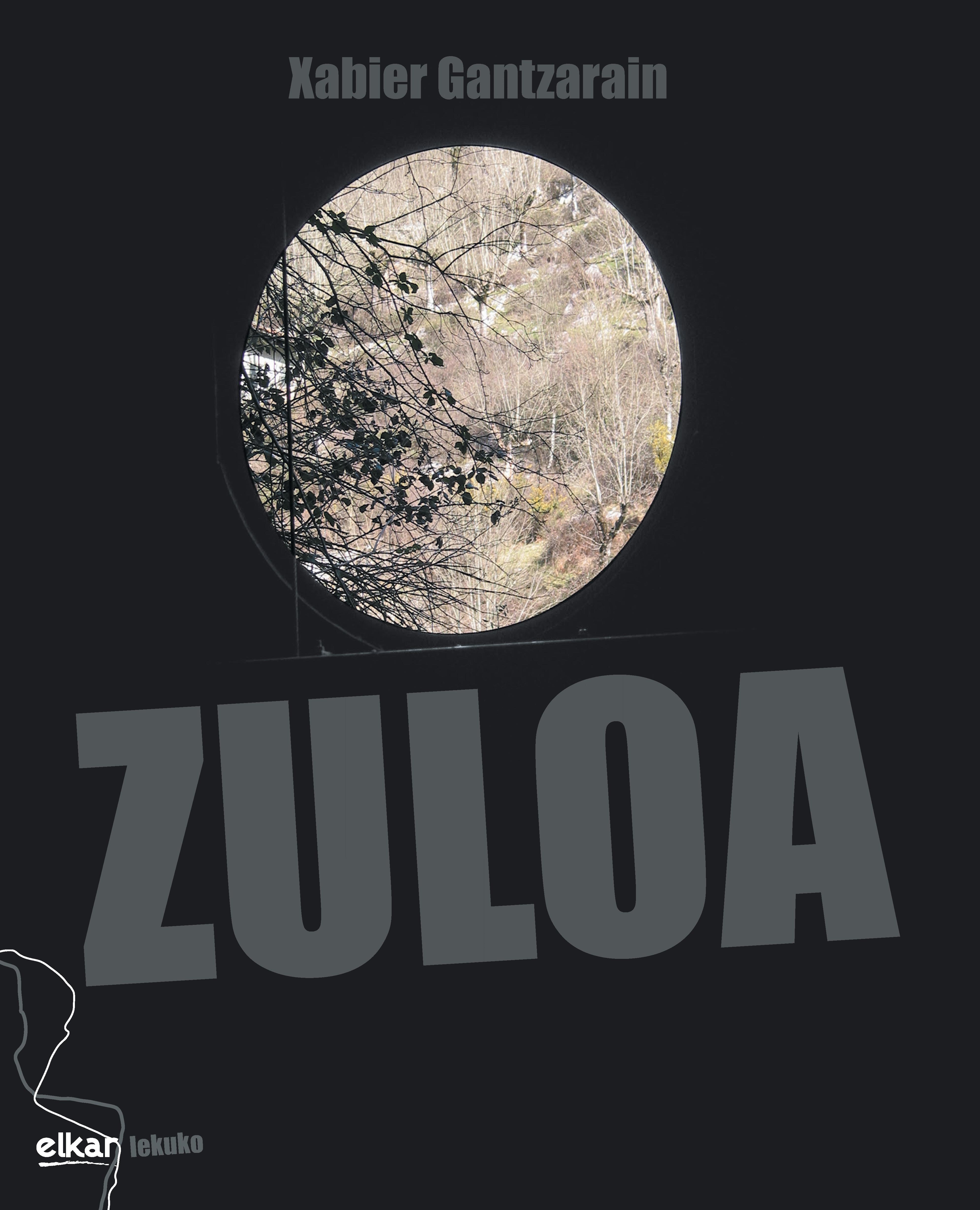 """Xabier Gantzarain """"Zuloa"""" prentsaurrekoa"""