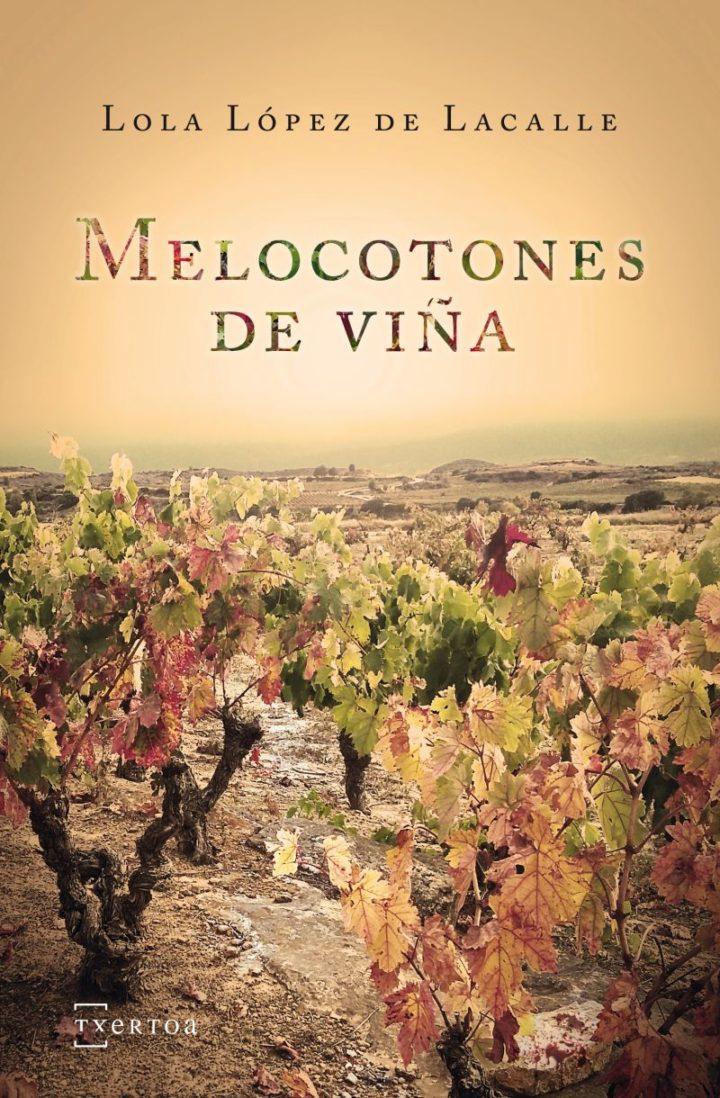 Lola  López  de  Lacalle  'Melocotones  de  viña'  Presentación  del  libro.