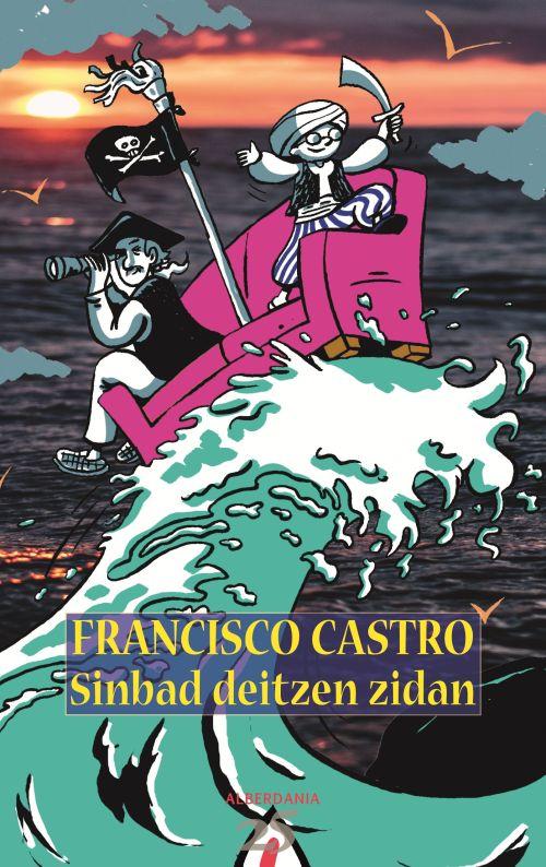 AUBIXA  Fundazioa  eta  Francisco  Castro  'Sinbad  deitzen  zidan'  Alzheimerraren  inguruko  liburu  aurkezpena  +  solasaldia.