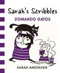 SARAH'S SCRIBBLES - DOMANDO GATOS