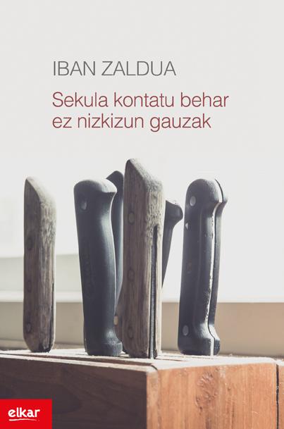 """Iban  Zaldua  """"Sekula  kontatu  behar  ez  nizkizun  gauzak""""  –  AURKEZPENA"""
