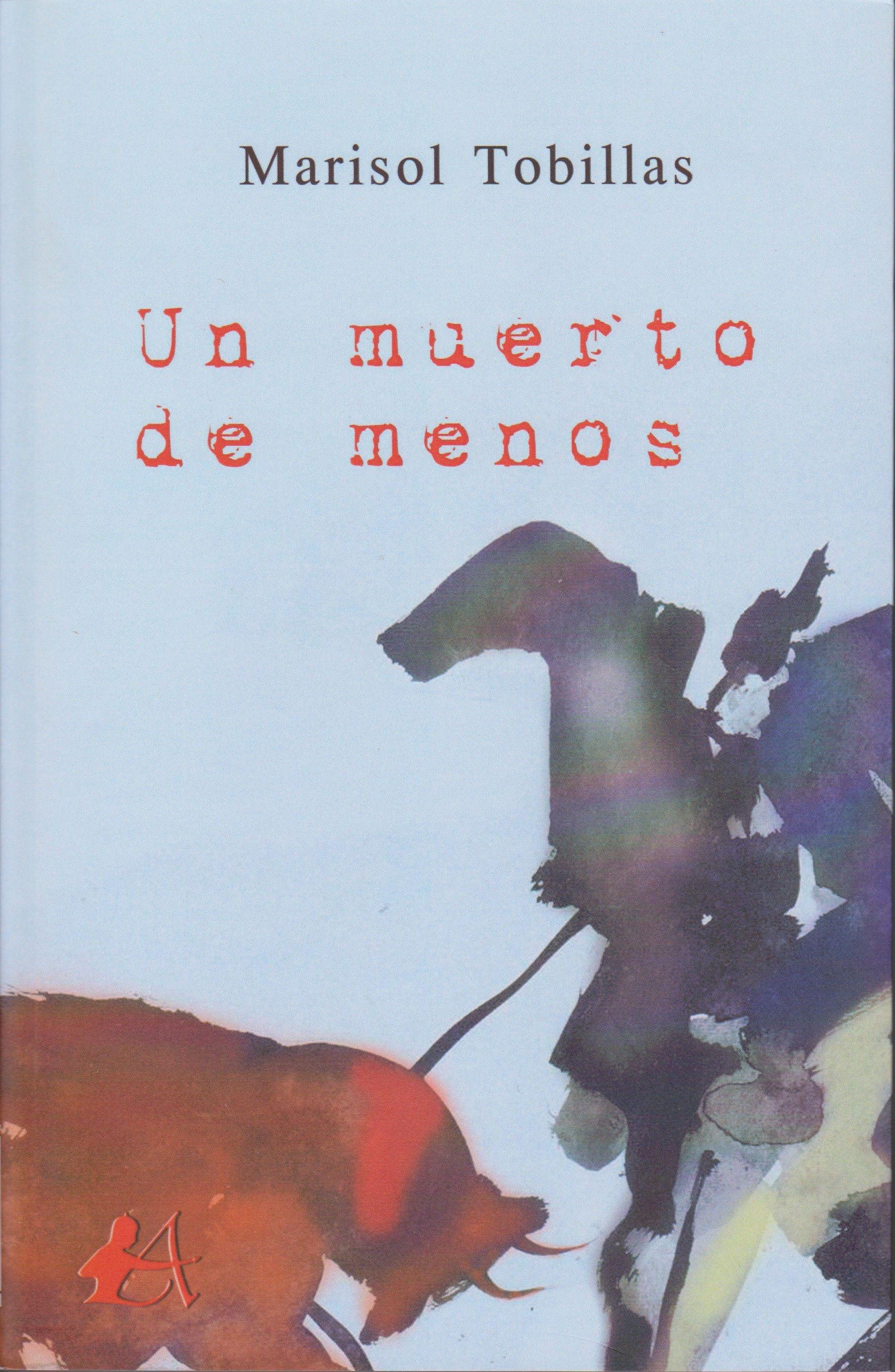 Marisol Tobillas 'Un muerto menos' Presentación del libro.